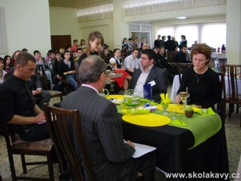 soutěžící měli četné publikum
