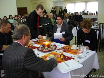 V porotě zasedli také reprezentanti Slovenska na Mistrovství světa baristů