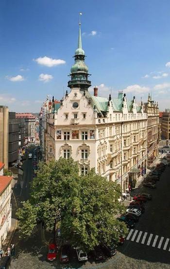 Hotel Paris Praha
