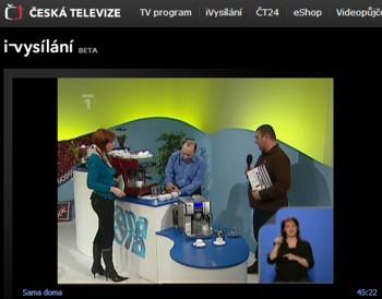 Roberto pozval svého kamaráda Enrika, který v Brně prezentoval sbírku kávovarů