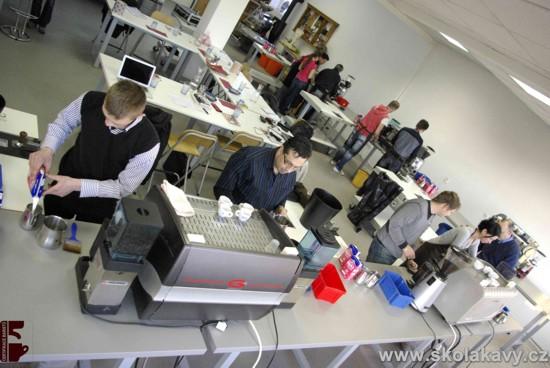 příprava a trénink na certifikaci SCAE