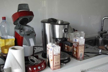 testováno bylo celkem 16 kávovarů pro domácnosti