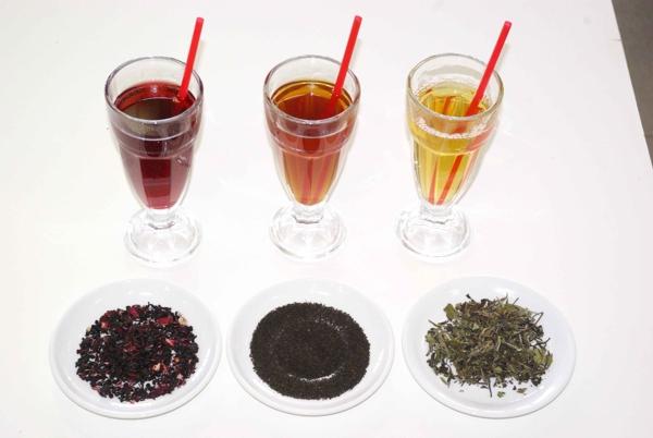 Ledové čaje